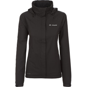 VAUDE Escape Bike Light Jacket Damen black